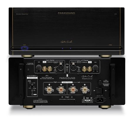 New Parasound Flagship Amplifier